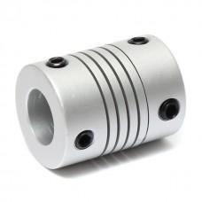 Acoplamento Flexível para Motor de Passo 5x8mm