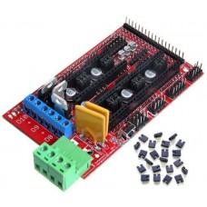 Shield Arduino Mega RAMPS 1.4