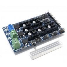 Shield Arduino Mega RAMPS 1.6