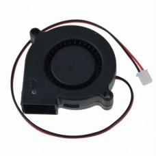 Ventilador Radial Cooler 12V 50mm para Impressora 3D