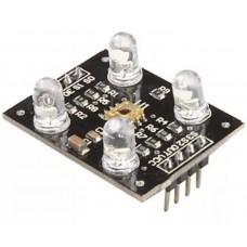 Sensor De Cor RGB TCS230