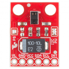 Sensor de Gestos e RGB APDS9930