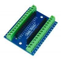 Adaptador de terminais Arduino Nano V3