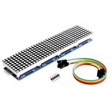 Módulo Matriz de LED 8x32 com MAX7219