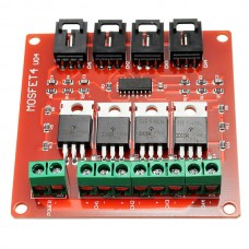 Módulo MOSFET IRF540N 4 Canais