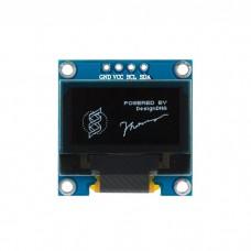 Display OLED 0.96 polegadas I2C Branco