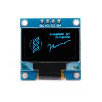 Display OLED 0.96 polegadas I2C Azul