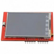"Display LCD TFT 2.4"" Touchscreen Shield"